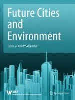 Future Cities and Environment 1/2016