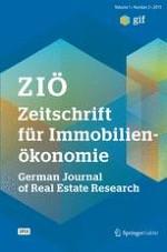 Zeitschrift für Immobilienökonomie 2/2015