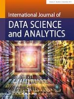 International Journal of Data Science and Analytics 4/2019
