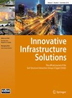 Innovative Infrastructure Solutions 1/2016