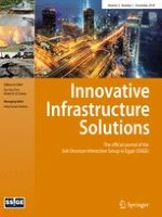 Innovative Infrastructure Solutions 1/2018