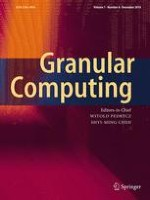 Granular Computing 4/2016
