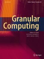 Granular Computing 4/2017