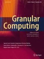 Granular Computing 3/2018