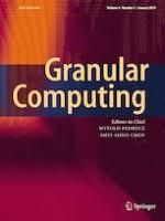 Granular Computing 1/2019