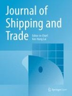 Journal of Shipping and Trade 1/2016