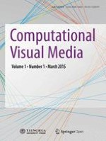 Computational Visual Media 1/2015