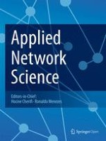 Applied Network Science 1/2016