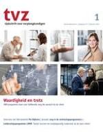 TVZ - Verpleegkunde in praktijk en wetenschap 1/2017
