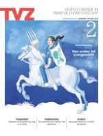 TVZ - Verpleegkunde in praktijk en wetenschap 2/2018