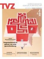 TVZ - Verpleegkunde in praktijk en wetenschap 4/2019