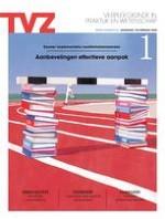 TVZ - Verpleegkunde in praktijk en wetenschap 1/2020