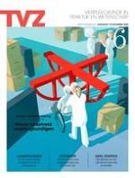 TVZ - Verpleegkunde in praktijk en wetenschap 6/2020