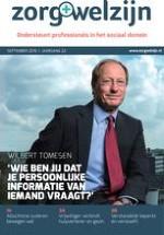 Zorg + Welzijn 9/2016