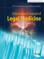 International Journal of Legal Medicine 4/1999