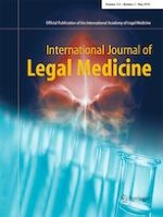 International Journal of Legal Medicine 3/2019