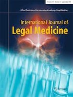 International Journal of Legal Medicine 5/2019