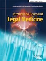 International Journal of Legal Medicine 3/2020