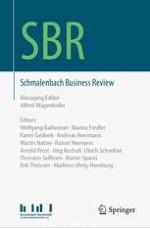 Schmalenbach Business Review 4/2011