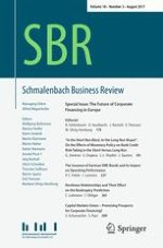 Schmalenbach Business Review 3/2017