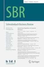 Schmalenbach Business Review 2/2019