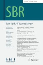 Schmalenbach Business Review 3/2020