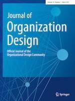 Journal of Organization Design 1/2021