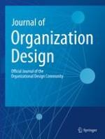 Journal of Organization Design 1/2018