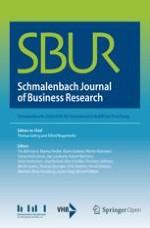 Schmalenbachs Zeitschrift für betriebswirtschaftliche Forschung 1/2011