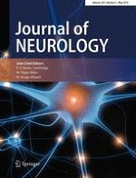 Journal of Neurology 5/2016
