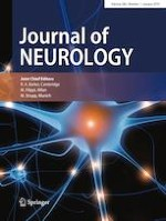 Journal of Neurology 1/2019