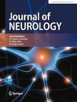 Journal of Neurology 4/2019