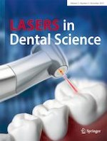 Lasers in Dental Science 4/2019