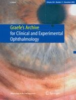 Graefe's Archive for Clinical and Experimental Ophthalmology 11/2005