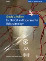 Graefe's Archive for Clinical and Experimental Ophthalmology 6/2007