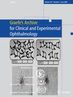 Graefe's Archive for Clinical and Experimental Ophthalmology 6/2009