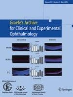Graefe's Archive for Clinical and Experimental Ophthalmology 3/2013