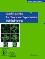 Graefe's Archive for Clinical and Experimental Ophthalmology 8/2019