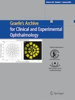 Graefe's Archive for Clinical and Experimental Ophthalmology 1/2020