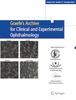 Graefe's Archive for Clinical and Experimental Ophthalmology 11/2020