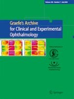 Graefe's Archive for Clinical and Experimental Ophthalmology 7/2020