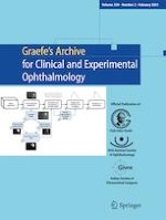 Graefe's Archive for Clinical and Experimental Ophthalmology 2/2021