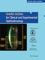 Graefe's Archive for Clinical and Experimental Ophthalmology 3/2021