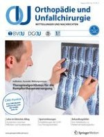 Orthopädie und Unfallchirurgie 4/2020