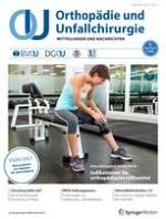 Orthopädie und Unfallchirurgie 3/2021