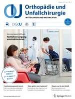 Orthopädie und Unfallchirurgie 5/2017
