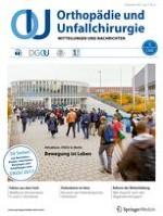 Orthopädie und Unfallchirurgie 6/2017