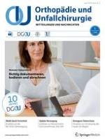 Orthopädie und Unfallchirurgie 2/2018