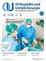 Orthopädie und Unfallchirurgie 4/2018