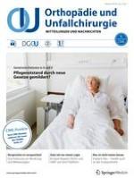 Orthopädie und Unfallchirurgie 1/2019